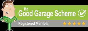 Good Garage Scheme 5 stars
