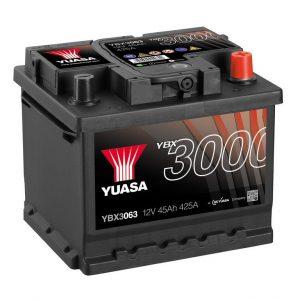 Car & Commercial Batteries