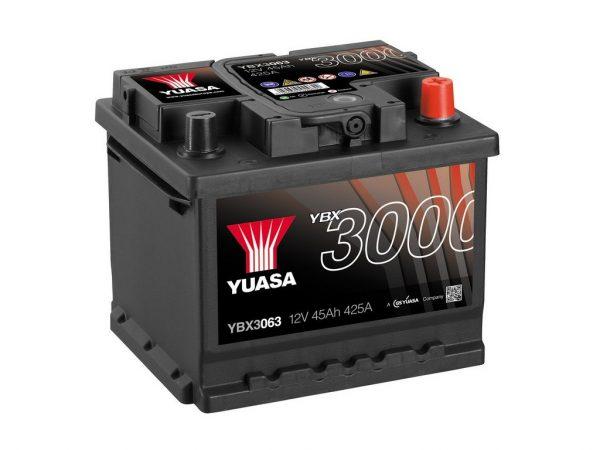Yuasa 063 Battery