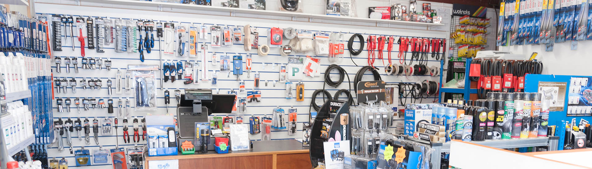 R & G Parts Shop