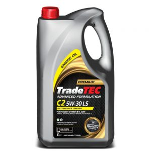 TradeTEC C2 5W-30 LS Fully Synthetic Engine Oil