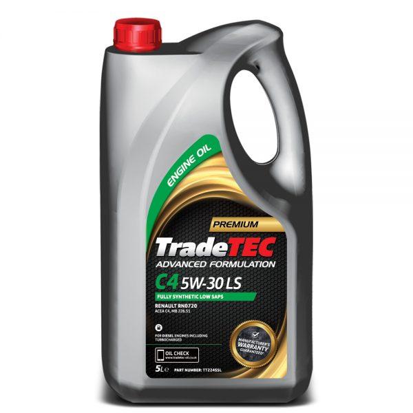 TradeTEC C4 5W-30LS Engine Oil