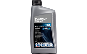 1L Platinum Oil Bottle