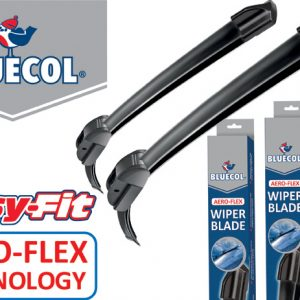 Bluecol Aero-flex Wiper Blades