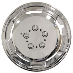 Streetwize Chrome Wheel Cover