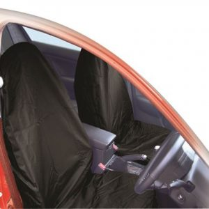 Streetwize Front Seat Protectors - Black