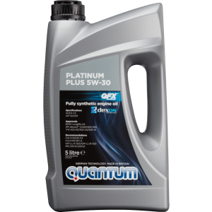 Platinum Plus 5W-30 Engine Oil