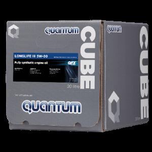 Quantum Longlife III 5W-30 Oil Cube