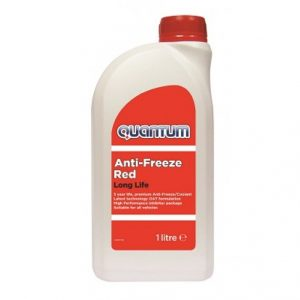 Quantum Longlife Red Antifreeze & Coolant