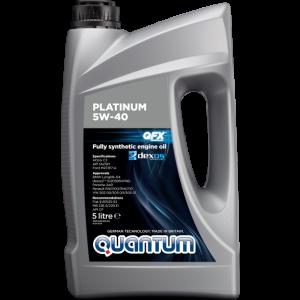 Quantum Platinum 5W-40 Oil