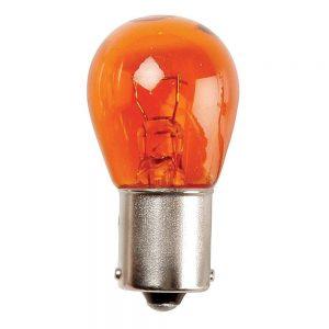 R581 Amber Bayonet Bulb