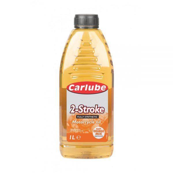 Carlube 2-Stroke Fully Synthetic Motorcycle Oil - 1L