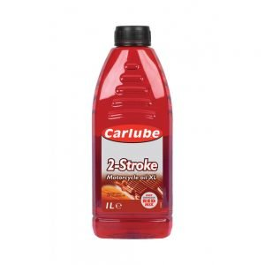 Carlube 2-Stroke Semi-Synthetic Motorcycle Oil - 1L