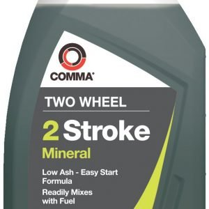 Comma 2-Stroke Mineral Oil - 500ml