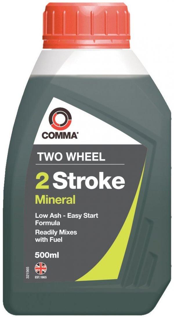 Comma 2-Stroke Mineral Oil - 500ml