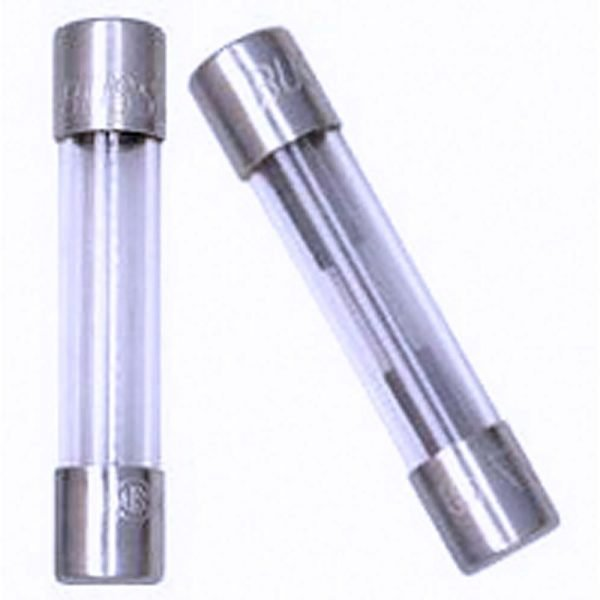 Pearl PWN016 Standard Glass Fuse - 5amp