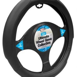 Van steering wheel glove