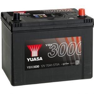 Yuasa YBX3030 Car Battery