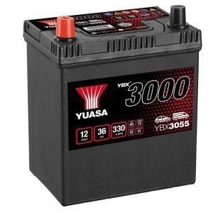 Yuasa YBX3055 Car Battery
