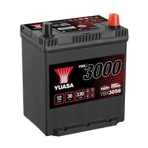 Yuasa YBX3056 Car Battery