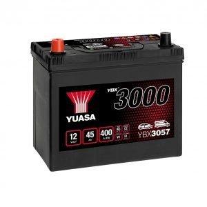 Yuasa YBX3057 Car Battery