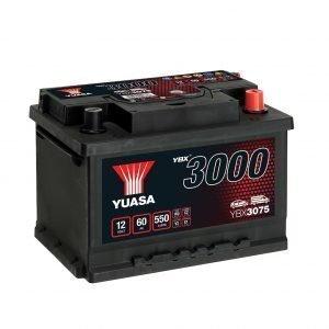 Yuasa YBX3075 Car Battery