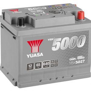 Yuasa YBX5027 Car Battery