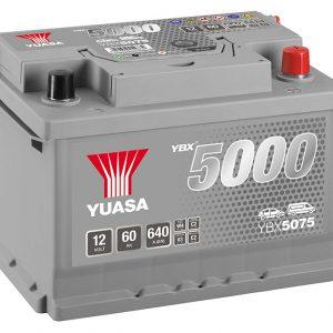 Yuasa YBX5075 Car Battery
