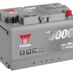 Yuasa YBX5100 Car Battery