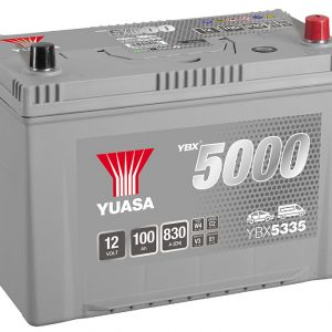 Yuasa YBX5335 Car Battery
