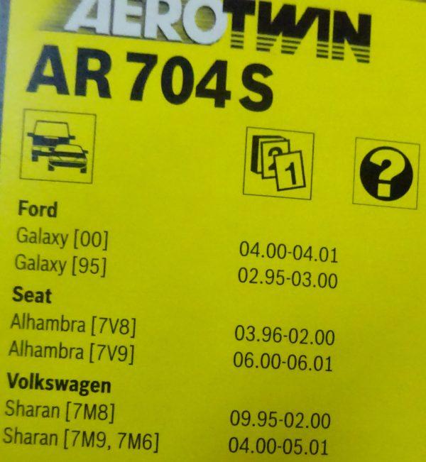 AR704S