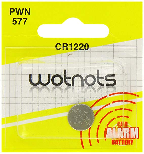 Alarm Battery PWN577