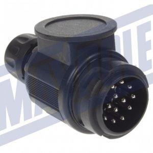 Maypole 12V 13 Pin Plastic Plug