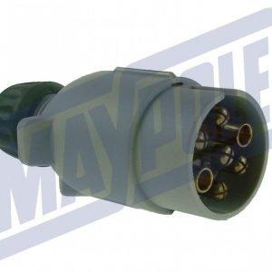 Maypole 7 pin plastic plug