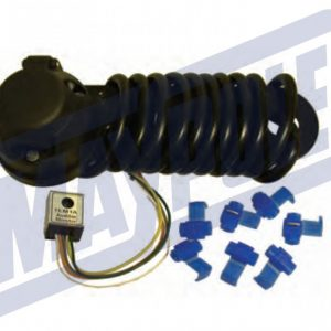 Maypole pre-wired socket