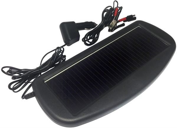 Streetwize Solar Battery Charger