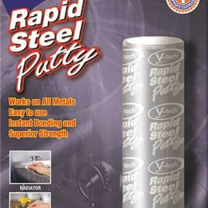 V-tech rapid steel epoxy adhesive