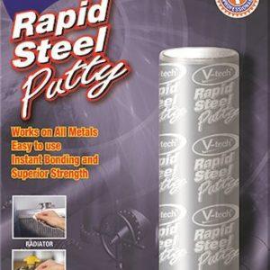 V-tech rapid steel epoxy adhesive