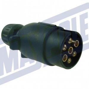maypole type 7 Plastic Trailer Plug