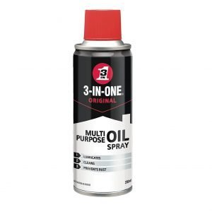 3-in-one multipurpose oil - 200ml spray