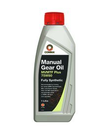 Comma MVMTF Plus 75w80 Manual Gear Oil - 1L