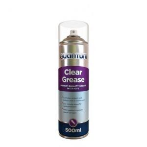 Quantum Clear Grease - 500ml