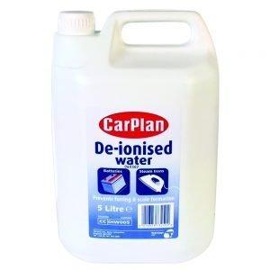 CarPlan De-ionised Water 5L