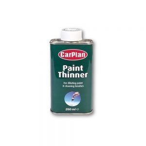CarPlan Paint Thinner & Brush Cleaner 250ml