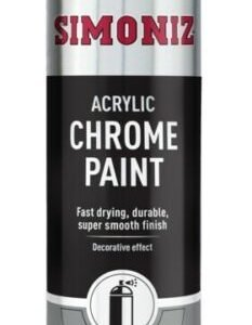 chrome paint